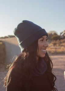 The cashmere Watchcap by chocolate + cashmere